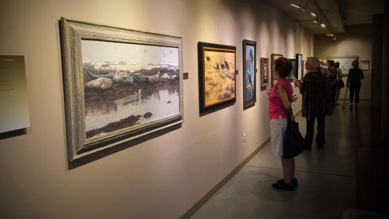Lindsay Wildlife Museum Opening 3