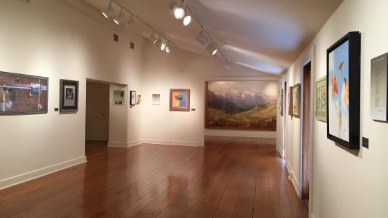 Hiram Blauvelt Art Museum Opening 1