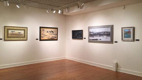Hiram Blauvelt Art Museum Opening 5