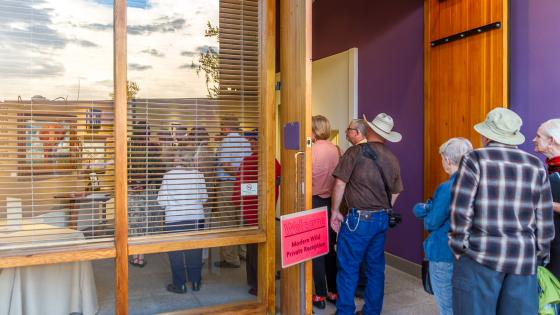 Arizona-Sonora Desert Museum Opening 7